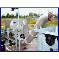 WASH PRESS screening compacting and washing system