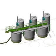 Natūralaus vandens valymo sistemos
