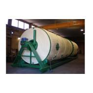 Drum composting