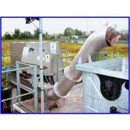 WASH PRESS screening compacting and washing system